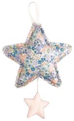 Star Musical - Pink Linen & Liberty Blue