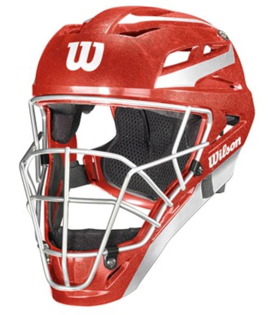 Wilson's Large/X-Large Pro Stock Catcher's Helmet