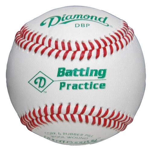 Diamond Practice Balls (1 Dozen)