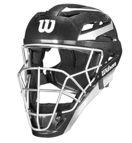 Wilson's Small/Medium Pro Stock Catcher's Helmet