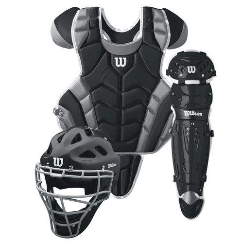 Wilson's C1K Intermediate Catcher's Gear Kit