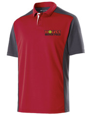 Embroidered Holloway Polyester Polo