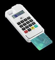 Infinea mPOS Flat - 2D Scanner w/ MSR & NFC