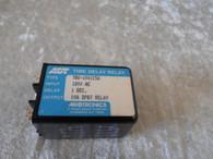 AirOTronics (AOT) TDU-1001C5A Input 120V AC, Delay 1 sec. New Surplus