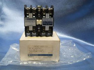 Telemecanique (J20C4) Contact Block Kit, New