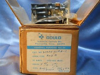 Gould General Purpose Relay (219DE41BA-1) New old surplus in box