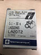 Telemecanique (LA2DT2) LA2D22A65 Time Delay Block, New Surplus