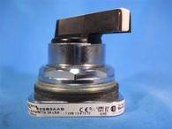 Siemens (52SB2AAB) 2 Position Oiltight Selector Operator, New Surplus