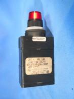 Ledtronics (MRL130L) Pilot Lights, Used.