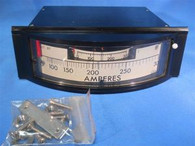 HD Electric (81887) ADF-7 Flush Mount 0-300 Ampere Demand Meter, New Surplus