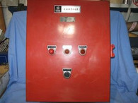 General Electric Fire Pump Alarm Panel (335G1) New Surplus