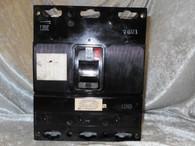 ITE JL3-F400 Circuit Breaker Frame w/ JL3-T175 Trip Unit, Used