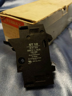 Ferraz (M81224)ST 10 Fuse Holder, New Surplus