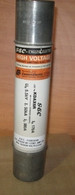 English Electric 5.5 KV (GEC) Fuse (KDAX6R) Used