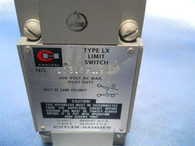 Cutler Hammer (10316H1191) Limit Switch, New Surplus