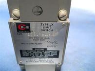 Cutler Hammer (10316H1191) Limit Switch, New Surplus
