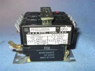 AH & H HTFD CONN (FPRL40UNB) Contactor, Used