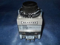 Agastat  (7022AB) Time Delay Relay, Used