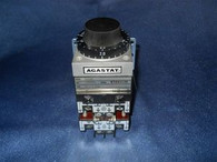 Agastat  (7024AB) Time Delay Relay, Used