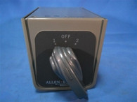 Allen Bradley (806-A42) Rotary Pilot Switch, New Surplus in Original Box