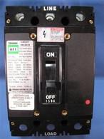 Terasaki (HF1B3150LB) 3 Pole 150 Amp Circuit Breaker, New Surplus