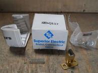 Superior (RB-Q117) Q117U Series Brush Assembly, New Surplus