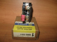 Square D Melting Alloy Overload Relay (CLASS: 9065C01 ) New