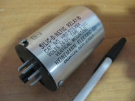 "SILIC-O-NETIC RELAY TIME 3 SEC (HB2-533-XBX) ""NEW SURPL"