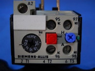 Siemens Allis (OLR2000CS2) 12.5-20 Amp Overload Relay, New Surplus