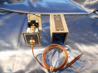 Allen Bradley (837-A7) Temperature Switch, Pilot Duty AC-125VA, New Surplus