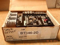 Power Electronics (BT346-2D) 2 Speed Soft Start Motor Control, Used
