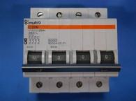 Merlin Gerin (20146) C32N 4P 20A 380V Circuit Breaker, New Surplus