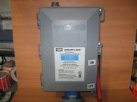 Hubbell Circuit-Lock P&S Fused Mech Interlock (460MIF9W) New Surplus