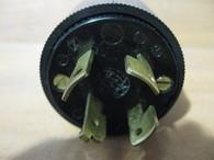 Hubbell Super Twist-Lock Plug (3421) New in Box