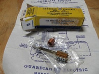 "GUARDIAN AUXILARY SWITCH ASSY (2600U), ""NEW"""
