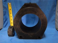 General Electric (687X6) Type JCS-0, 800:5 Ratio Current Transformer, Used
