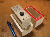 Electromatic S-System (SY 125 220) AC Power Level Relay New Surplus