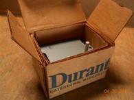 Durant (E-S-4-X) Lever Operated Contactor, New Surplus in Original Box
