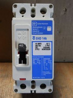 Cutler Hammer Westinghouse (EHD2040L) 2 Pole 40 Amp Circuit breaker, New Surplus