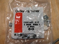 Cutler Hammer Contact Kit (6-3) Size 1 New Surplus