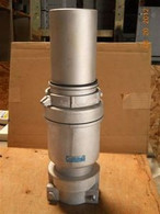 Crouse Hinds (AP404510) 400 Amp Arktite Plug, REVERSE SERVICE, Used