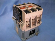 Asea (EG80L-1) Size 3 Contactor, w/ 120v Coil, Used /Cleaned / Tested