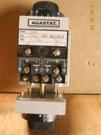 Agastat (7032ABB) Dual Timing Relay, New Surplus