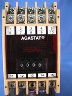 Agastat (DSCAA0125DAAXAA) Timing Relay, New Surplus W/ Slight Shelf Wear