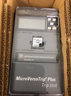 GE AKR30C3F0804 Micro Versa Trip Plus Trip Unit w/ TR8B800 Rating Plug, New