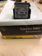 GE Spectra RMS Rating Plug SRPF250A150, 150 Amp, New in box