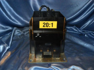 Instrument Transformers (3PT3-60-242) Fuseable 3 Phase PT, Ratio 20:1, Used
