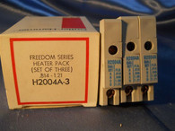 Cutler-Hammer H2004A-3 Freedom Series Heater Pack, New Old Surplus in