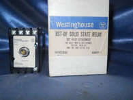 Westinghouse (BST-OF) Solid State Relay, New Surplus