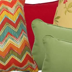Outdoor Accent Pillows